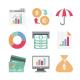 100 Market and Economics - GraphicRiver Item for Sale