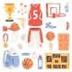 Basketball Vector Sportswear