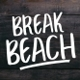 Break Beach Brush Font - GraphicRiver Item for Sale