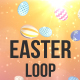 Happy Easter Loop - VideoHive Item for Sale