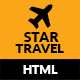 Star Travel - Travel, Tour, Hotel Booking HTML5 Template - ThemeForest Item for Sale