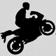 Motorcycle Stunt Rider - VideoHive Item for Sale