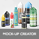 Cosmetic Bottles Mockup Vol.5 - GraphicRiver Item for Sale