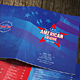 American Cuisine Food Menu A4 & US Letter - GraphicRiver Item for Sale