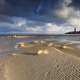 sand beach and lighthouse by North sea - PhotoDune Item for Sale