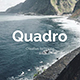 Quadro Premium Keynote Template - GraphicRiver Item for Sale