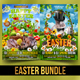 Easter Bundle - GraphicRiver Item for Sale