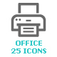 Office & Stationary Mini Icon - GraphicRiver Item for Sale