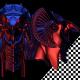 Horus Head VJ Loop - VideoHive Item for Sale
