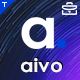 Aivo - Multipurpose Portfolio HTML Website Template - ThemeForest Item for Sale
