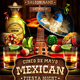 Mexican Party Flyer Template