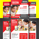 School 1 in 2 Bundle  Flyer - GraphicRiver Item for Sale