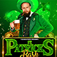 St Patricks Bash Flyer Template - GraphicRiver Item for Sale