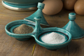 Traditional Moroccan Peper and salt bowl - PhotoDune Item for Sale