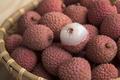 Fresh ripe Lychees - PhotoDune Item for Sale
