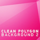 Clean Polygon Backgrounds 2 - VideoHive Item for Sale