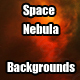 Space Nebula Background