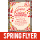 Spring Flyer - GraphicRiver Item for Sale