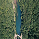 Aerial View of Mountain Lake - VideoHive Item for Sale
