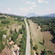 Aerial View of Highway - VideoHive Item for Sale