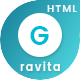 Gravita - Finance & Consulting, Accounting HTML Template