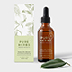 Organic Facial Oil Packaging - GraphicRiver Item for Sale