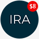 IRA - One Page Creative HTML Template - ThemeForest Item for Sale