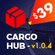 Cargo HUB - Transport WordPress Theme for Transportation, Logistics and Shipping Companies - ThemeForest Item for Sale