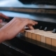 Piano Playing -  Shot - Teen Girl Hands - VideoHive Item for Sale