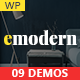 VG Emodern - Furniture Theme with 9 HomePages