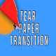Tear Paper Transition - VideoHive Item for Sale
