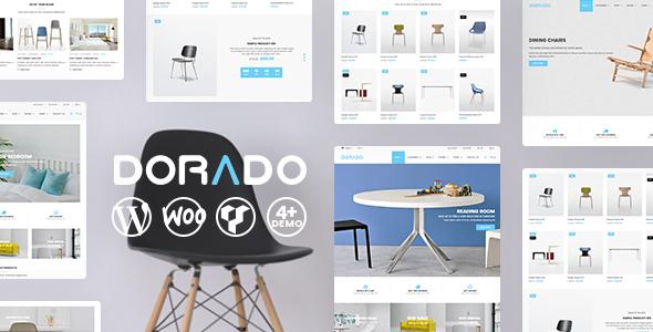 VG Dorado – Furniture Responsive WooCommerce Theme