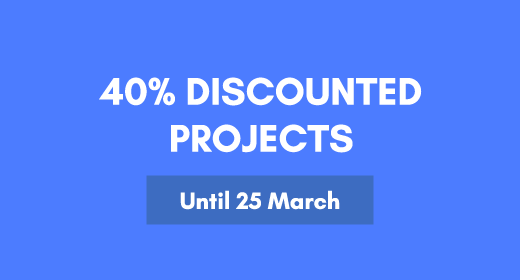 Discounted Projects