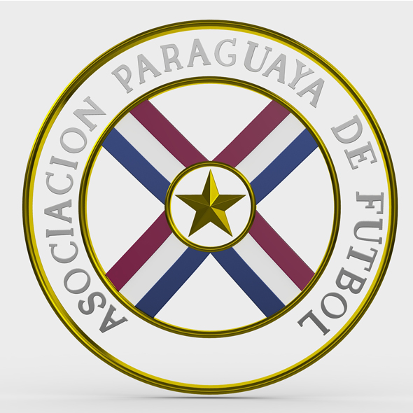 paraguaya logo - 3DOcean Item for Sale
