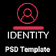 Identity - Creative Portfolio Template - ThemeForest Item for Sale