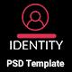 Identity - Creative Portfolio Template - ThemeForest Item for Sale