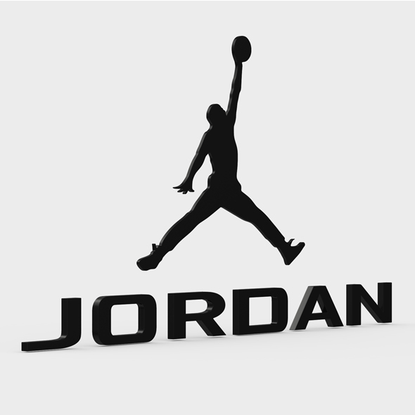 jordan - 3DOcean Item for Sale