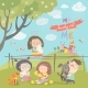 Children with Pets - GraphicRiver Item for Sale