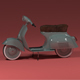 moped Vespa Sprint 125