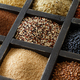 Gluten free grains in a box - PhotoDune Item for Sale