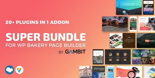 Super Bundle for WPBakery Page Builder (formerly Visual Composer) | Prosyscom Tech 1