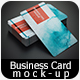 Realistic Business Card Mock-up 01 - GraphicRiver Item for Sale