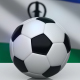 Soccer Ball with Lesotho Flag - VideoHive Item for Sale