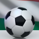 Soccer Ball with Hungary Flag - VideoHive Item for Sale