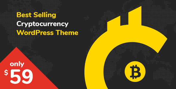 Image of Cryptic - Cryptocurrency WordPress Theme