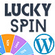 Lucky Spin Wheel - WordPress