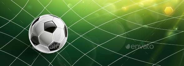 Soccer Goal - Sports/Activity Conceptual