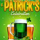 St Patricks Party Flyer Template