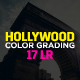 17 Hollywood Cinematic Color Grading Lightroom Presets