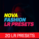 21 Pro Fashion Editorial Lightroom Presets